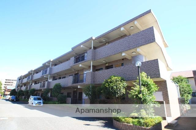 千葉県船橋市、塚田駅徒歩19分の築20年 3階建の賃貸マンション