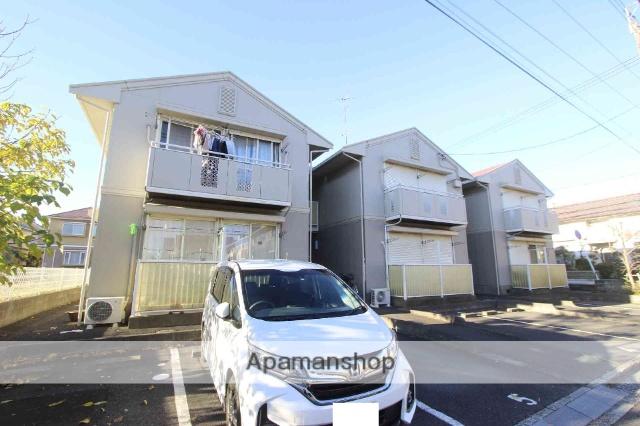 千葉県船橋市、塚田駅徒歩9分の築27年 2階建の賃貸アパート