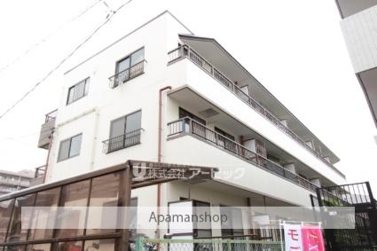 千葉県船橋市、下総中山駅徒歩7分の築28年 3階建の賃貸マンション