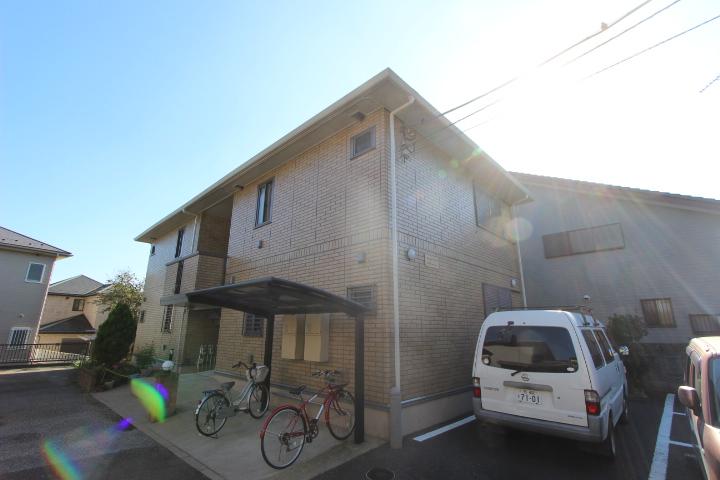 千葉県鎌ケ谷市、鎌ヶ谷駅徒歩6分の築11年 2階建の賃貸アパート