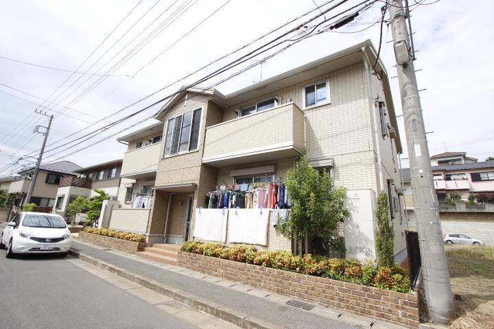 千葉県船橋市、船橋法典駅徒歩20分の築6年 2階建の賃貸アパート