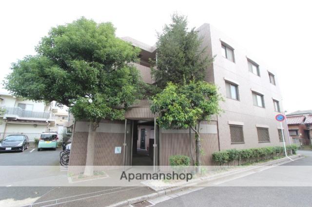 千葉県船橋市、東船橋駅徒歩6分の築20年 3階建の賃貸マンション