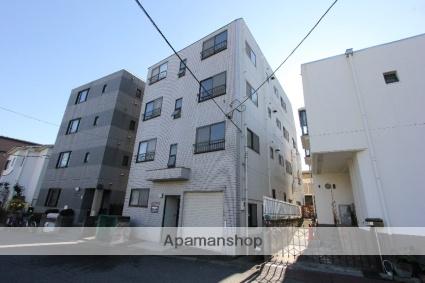 千葉県船橋市、船橋駅徒歩5分の築30年 4階建の賃貸マンション