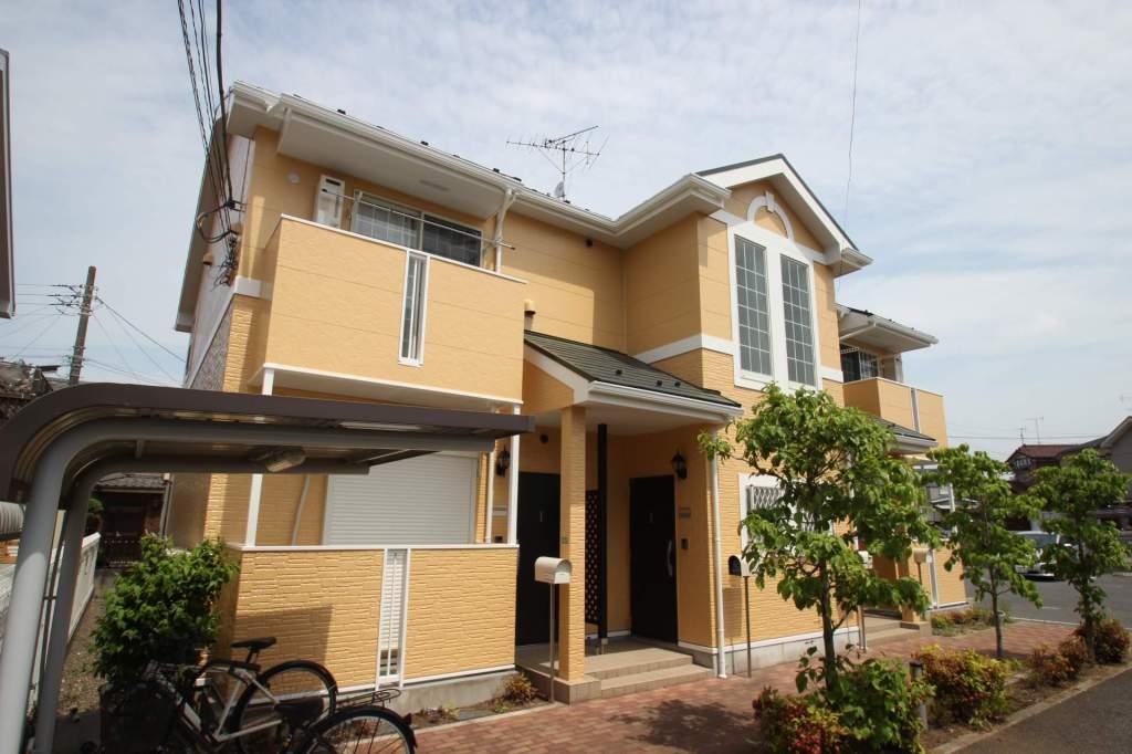 千葉県船橋市、船橋法典駅徒歩14分の築10年 2階建の賃貸アパート