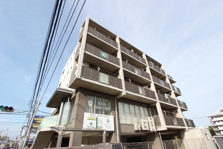 千葉県船橋市、塚田駅徒歩15分の築10年 5階建の賃貸マンション