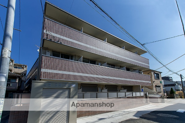千葉県船橋市、船橋駅徒歩10分の築1年 3階建の賃貸マンション