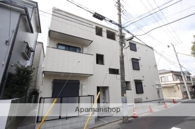 千葉県船橋市、船橋駅徒歩13分の築1年 3階建の賃貸アパート