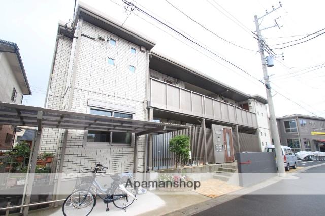 千葉県船橋市、船橋法典駅徒歩3分の新築 2階建の賃貸アパート