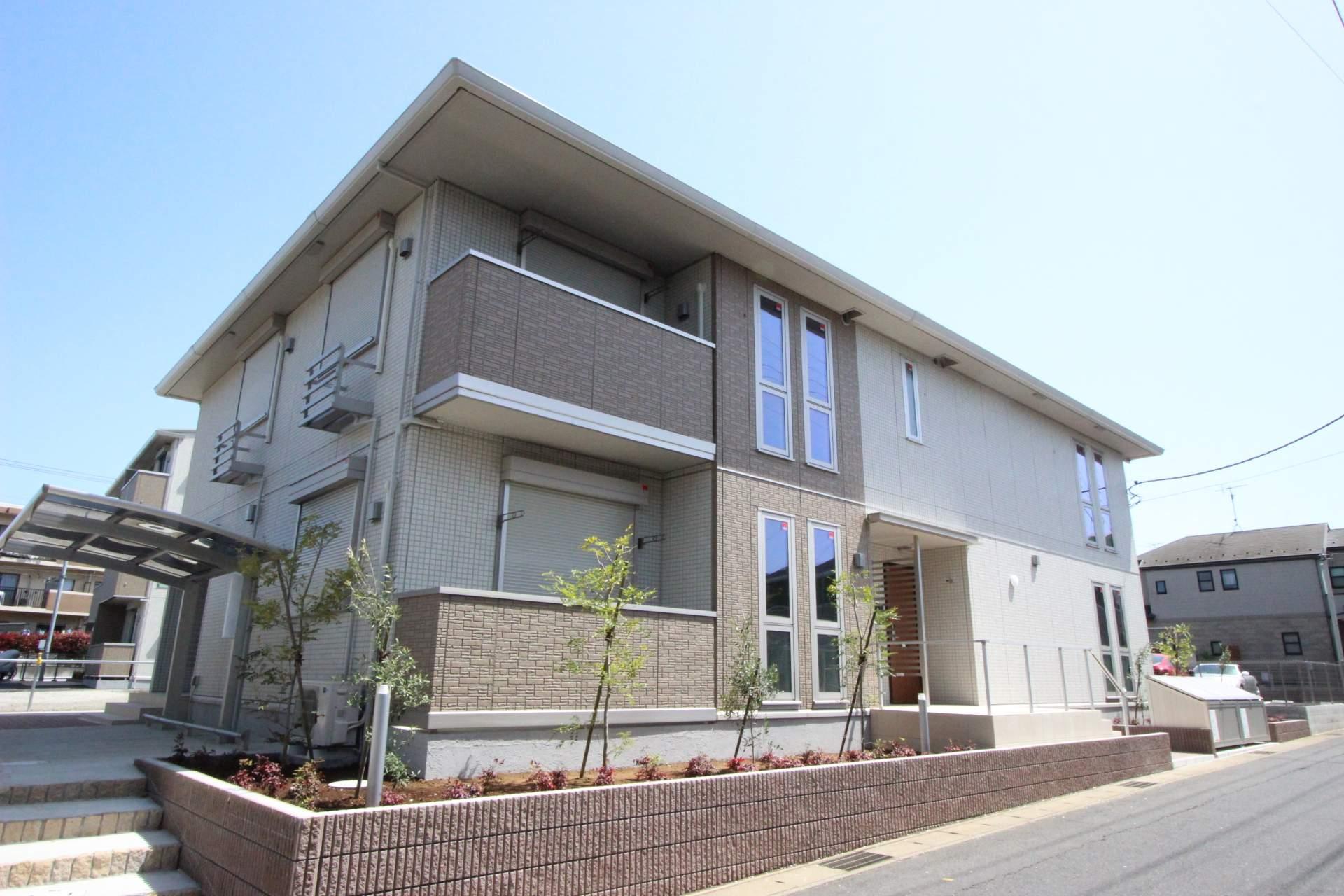 千葉県船橋市、前原駅徒歩19分の築1年 2階建の賃貸アパート