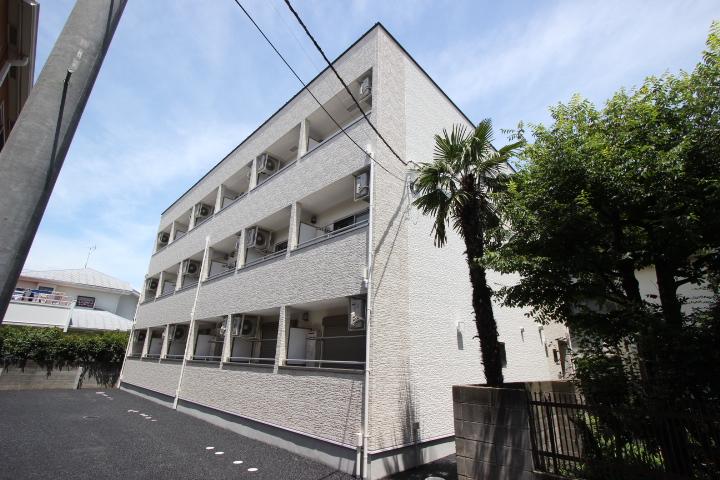 千葉県船橋市、船橋駅徒歩12分の新築 3階建の賃貸アパート