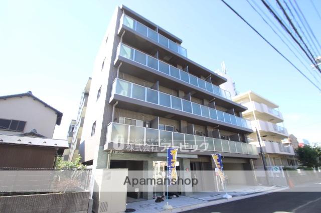千葉県船橋市、西船橋駅徒歩3分の新築 5階建の賃貸マンション