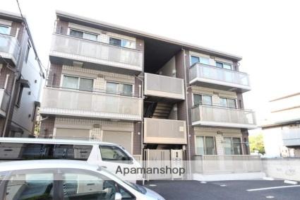 千葉県船橋市、船橋駅徒歩5分の築1年 3階建の賃貸アパート