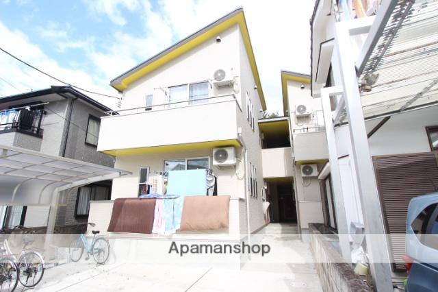 千葉県船橋市、塚田駅徒歩10分の築1年 2階建の賃貸アパート