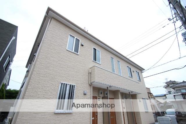 千葉県船橋市、西船橋駅徒歩28分の新築 2階建の賃貸アパート