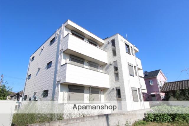 千葉県鎌ケ谷市、鎌ヶ谷駅徒歩4分の新築 3階建の賃貸マンション