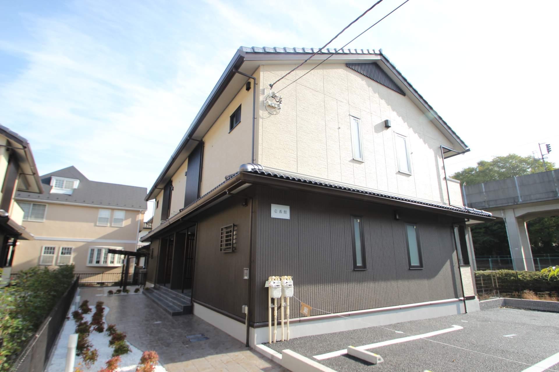 千葉県船橋市、東船橋駅徒歩28分の新築 2階建の賃貸アパート