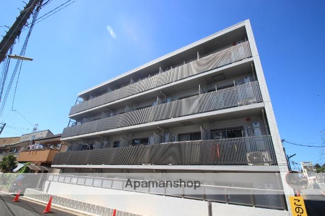千葉県船橋市、船橋駅徒歩10分の新築 4階建の賃貸マンション