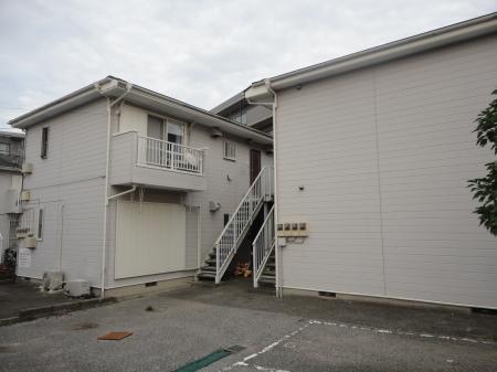 千葉県船橋市、前原駅徒歩28分の築23年 2階建の賃貸アパート
