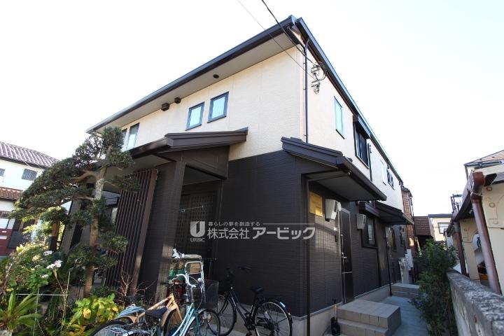 千葉県船橋市、船橋駅徒歩13分の築2年 2階建の賃貸アパート