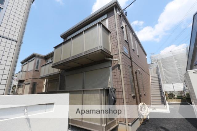 千葉県船橋市、西船橋駅バス15分西船2丁目下車後徒歩28分の新築 2階建の賃貸アパート