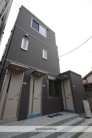 千葉県船橋市、船橋駅徒歩16分の新築 3階建の賃貸アパート
