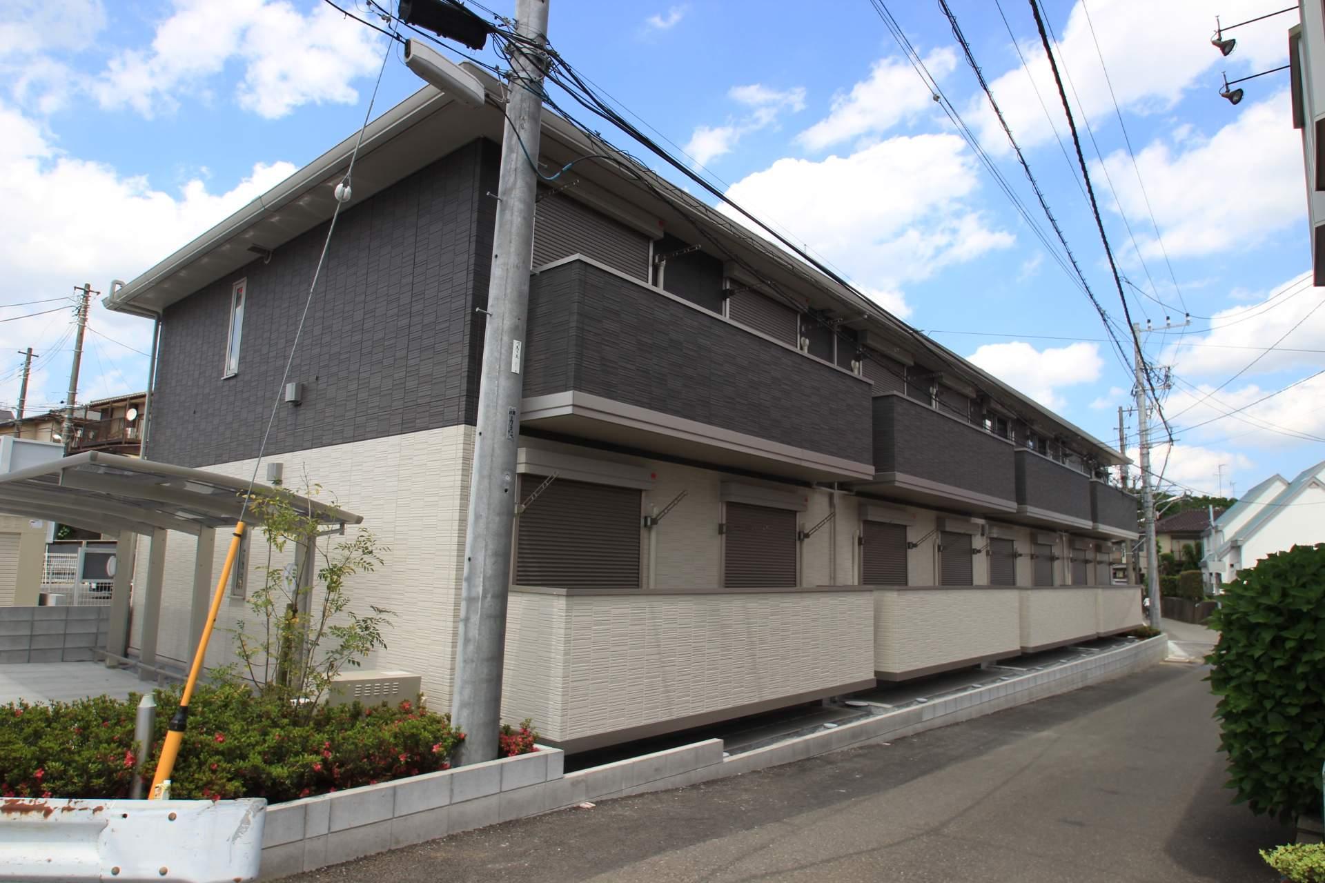 千葉県鎌ケ谷市、鎌ヶ谷駅徒歩29分の新築 2階建の賃貸アパート