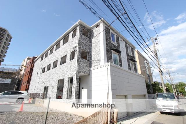 千葉県船橋市、船橋駅徒歩5分の新築 3階建の賃貸アパート