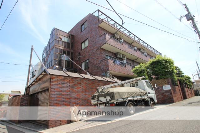 千葉県船橋市、船橋駅徒歩8分の築30年 4階建の賃貸マンション