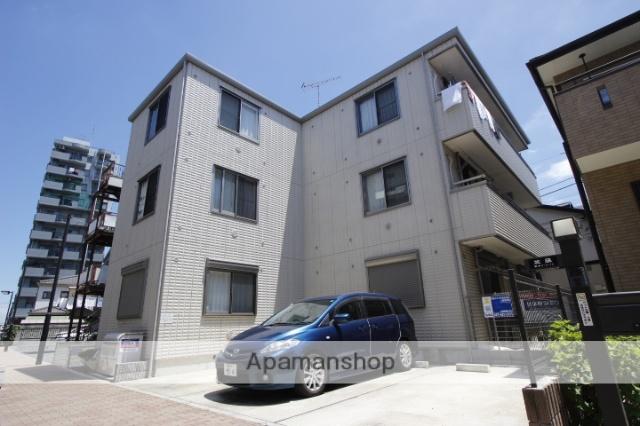千葉県船橋市、船橋駅徒歩13分の築7年 3階建の賃貸マンション