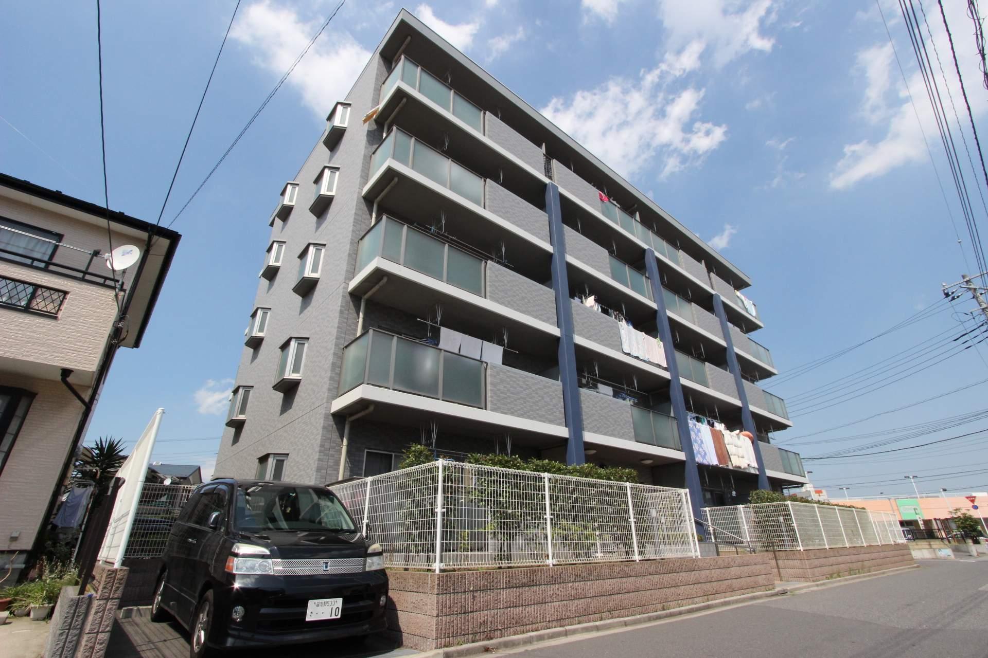 千葉県鎌ケ谷市、鎌ヶ谷駅徒歩3分の築6年 5階建の賃貸マンション