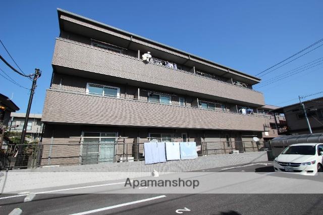 千葉県船橋市、船橋駅徒歩16分の築5年 3階建の賃貸マンション