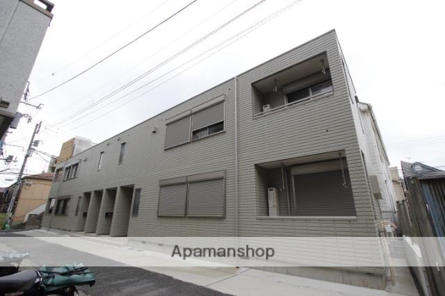 千葉県船橋市、船橋駅徒歩10分の築4年 2階建の賃貸アパート