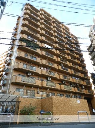 千葉県船橋市、船橋駅徒歩4分の築30年 13階建の賃貸マンション