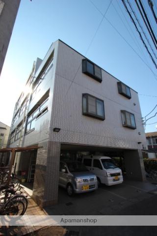千葉県船橋市、東船橋駅徒歩15分の築27年 4階建の賃貸マンション