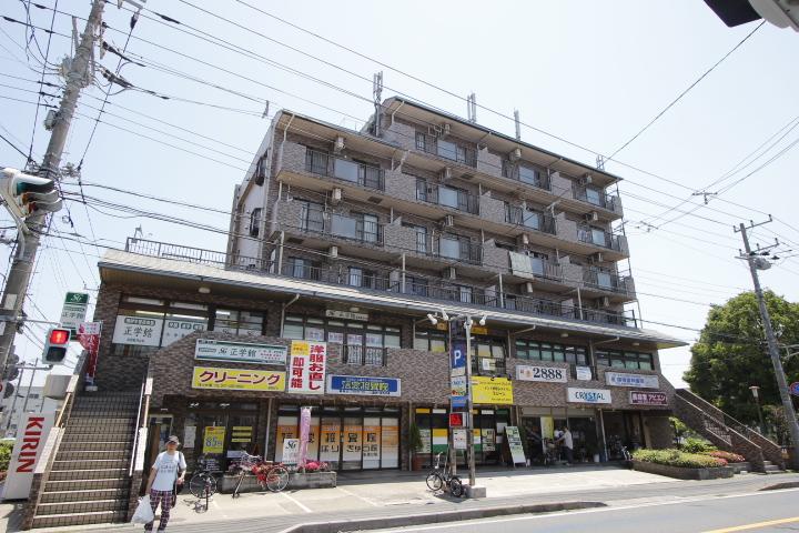 千葉県船橋市、船橋駅徒歩25分の築20年 6階建の賃貸マンション