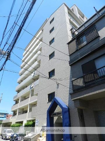 千葉県船橋市、船橋駅徒歩9分の築28年 9階建の賃貸マンション