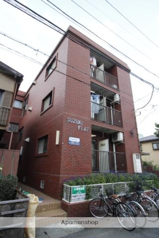 千葉県船橋市、船橋駅徒歩8分の築31年 3階建の賃貸マンション