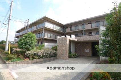 千葉県八千代市、勝田台駅徒歩12分の築18年 3階建の賃貸マンション