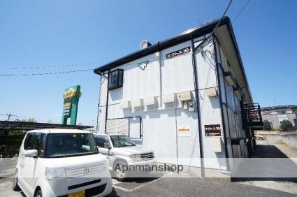 千葉県八千代市、勝田台駅徒歩15分の築23年 2階建の賃貸アパート