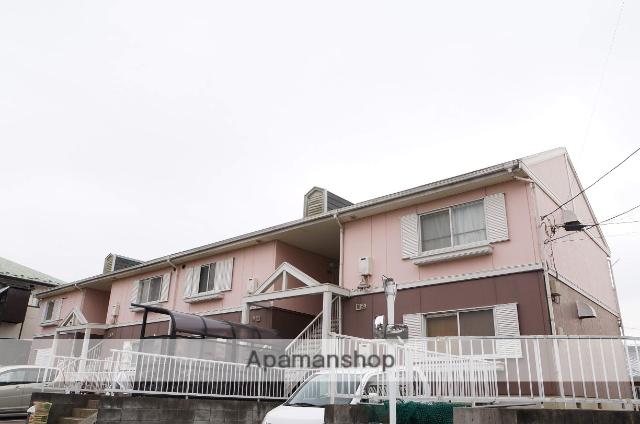 千葉県八千代市、勝田台駅徒歩13分の築27年 2階建の賃貸アパート