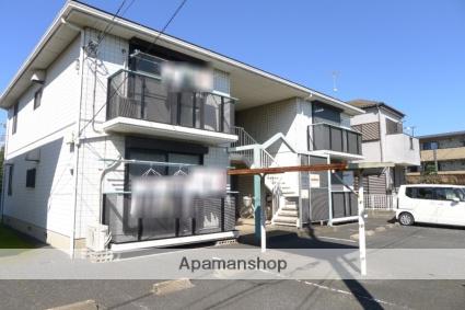 千葉県八千代市、京成大和田駅徒歩15分の築23年 2階建の賃貸アパート