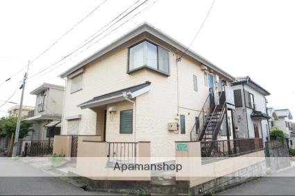 千葉県船橋市、習志野駅徒歩16分の築29年 2階建の賃貸アパート