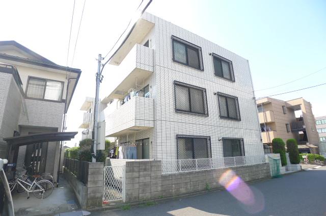 千葉県船橋市、薬園台駅徒歩5分の築28年 3階建の賃貸マンション
