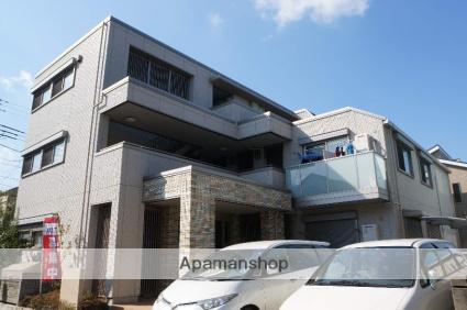 千葉県八千代市、勝田台駅徒歩4分の築2年 3階建の賃貸アパート