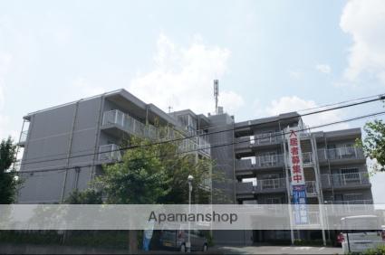 千葉県八千代市、京成大和田駅徒歩24分の築22年 5階建の賃貸マンション