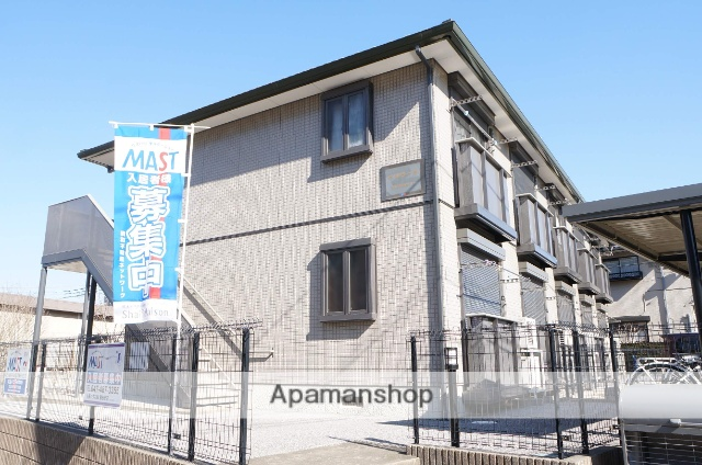 千葉県八千代市、京成大和田駅徒歩30分の築14年 2階建の賃貸アパート