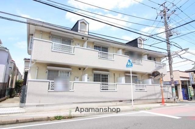 千葉県船橋市、北習志野駅徒歩19分の築26年 2階建の賃貸アパート