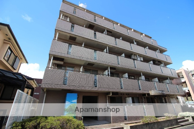 千葉県船橋市、薬園台駅徒歩5分の築22年 5階建の賃貸マンション