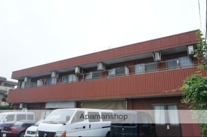 千葉県八千代市、八千代中央駅徒歩20分の築18年 2階建の賃貸マンション