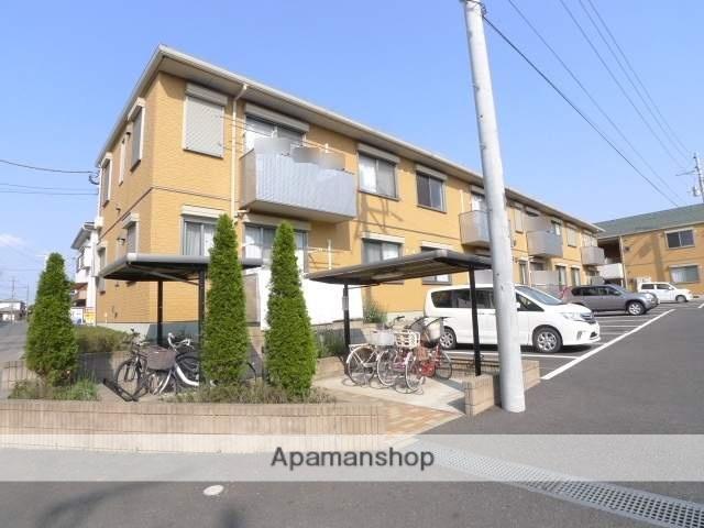千葉県船橋市、高根公団駅バス7分梨園下車後徒歩4分の築9年 2階建の賃貸アパート